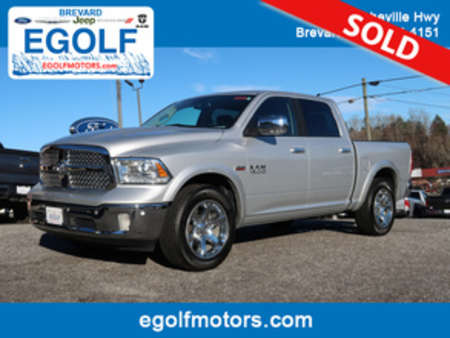 2018 Ram 1500 Laramie Crew Cab for Sale  - 82286  - Egolf Motors