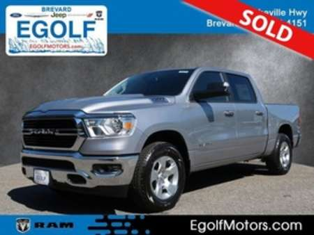 2019 Ram 1500 Big Horn Crew Cab for Sale  - 21674  - Egolf Motors