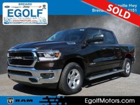 2019 Ram 1500 Big Horn Crew Cab for Sale  - 21669  - Egolf Motors