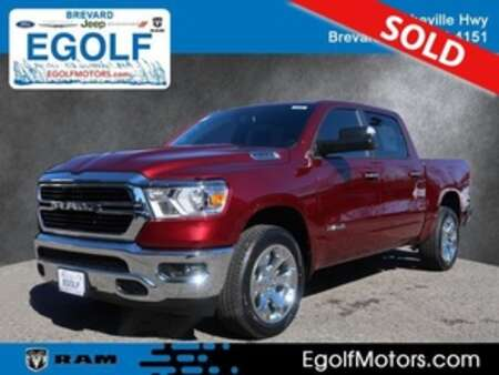 2019 Ram 1500 Big Horn Crew Cab for Sale  - 21697  - Egolf Motors