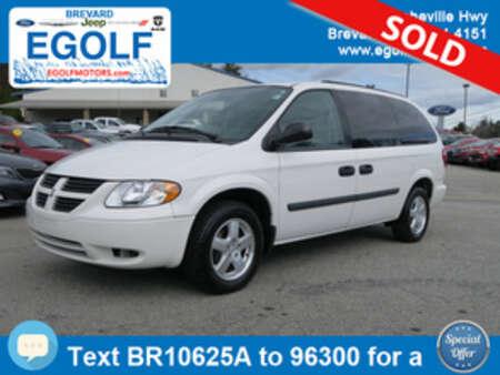 2006 Dodge Grand Caravan SE for Sale  - 10625A  - Egolf Motors