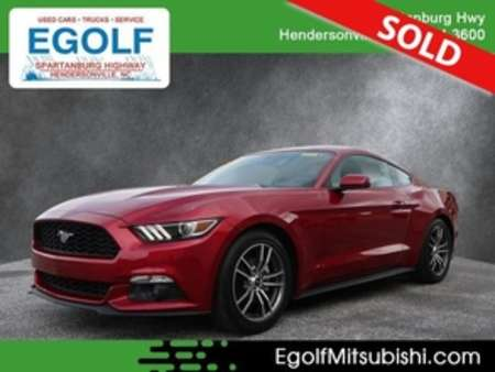 2017 Ford Mustang EcoBoost Premium for Sale  - 7651  - Egolf Motors