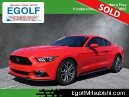 2015 Ford Mustang EcoBoost Premium for Sale  - 30041A  - Egolf Motors