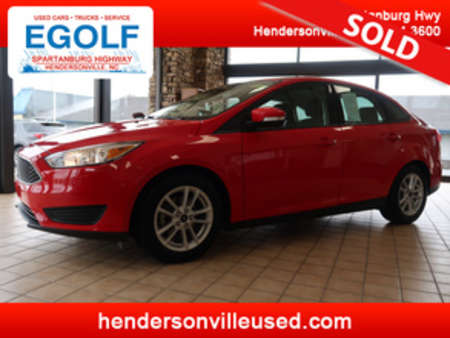2015 Ford Focus SE for Sale  - 7473A  - Egolf Motors