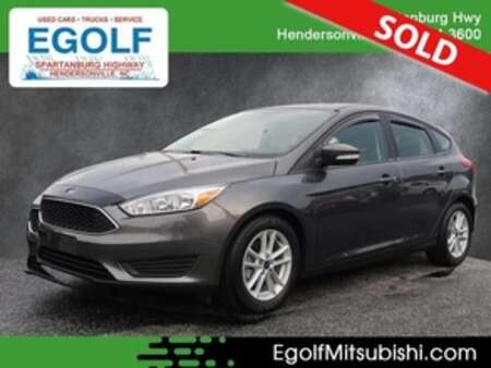 2017 Ford Focus SE for Sale  - 30008A  - Egolf Motors