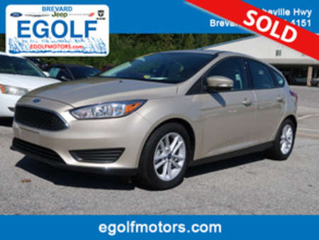 2018 Ford Focus SE for Sale  - 10645  - Egolf Motors