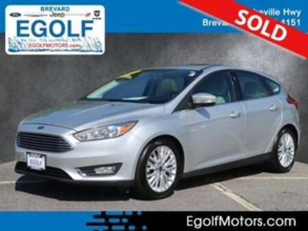 2017 Ford Focus Titanium for Sale  - 10703  - Egolf Motors
