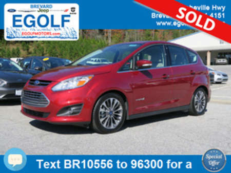 2017 Ford C-Max Hybrid Titanium for Sale  - 10556  - Egolf Motors