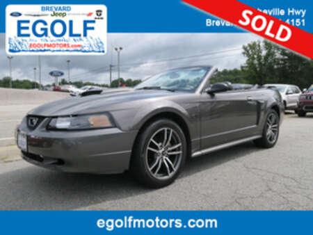 2003 Ford Mustang GT for Sale  - 4885D  - Egolf Motors