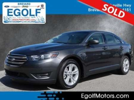 2018 Ford Taurus SEL for Sale  - 10657  - Egolf Motors