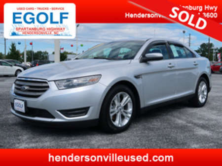2013 Ford Taurus SEL for Sale  - 7545A  - Egolf Motors