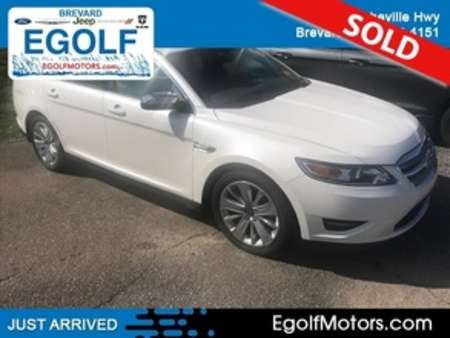 2011 Ford Taurus Limited for Sale  - 10731B  - Egolf Motors