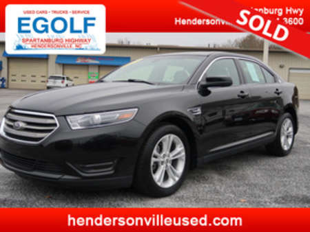 2015 Ford Taurus SEL AWD for Sale  - 7607  - Egolf Motors