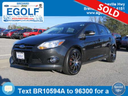 2012 Ford Focus SEL for Sale  - 10594A  - Egolf Motors
