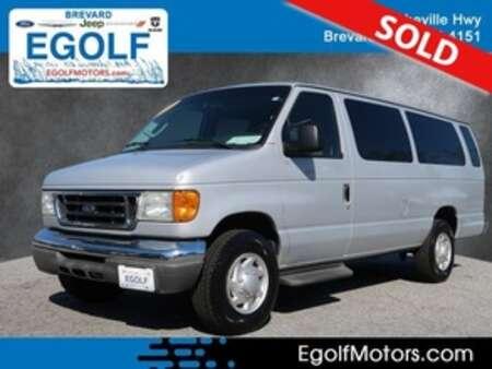 2007 Ford Econoline E-350 SD XLT for Sale  - 10763A  - Egolf Motors