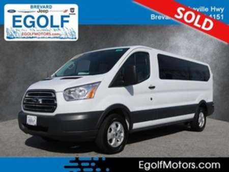 2018 Ford Transit Passenger Wagon 350 XLT for Sale  - 10769  - Egolf Motors