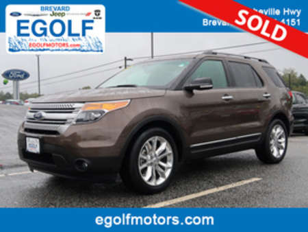 2015 Ford Explorer XLT for Sale  - 5020A  - Egolf Motors