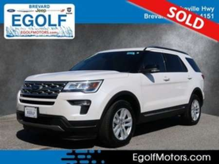 2018 Ford Explorer XLT 4WD for Sale  - 10754  - Egolf Motors