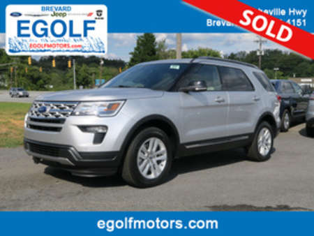 2018 Ford Explorer XLT 4WD for Sale  - 5016  - Egolf Motors