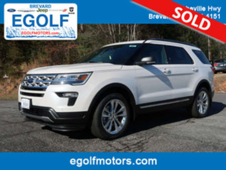 2019 Ford Explorer XLT 4WD for Sale  - 5054  - Egolf Motors