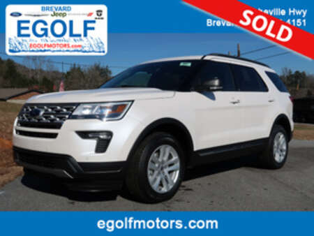 2019 Ford Explorer XLT 4WD for Sale  - 5057  - Egolf Motors