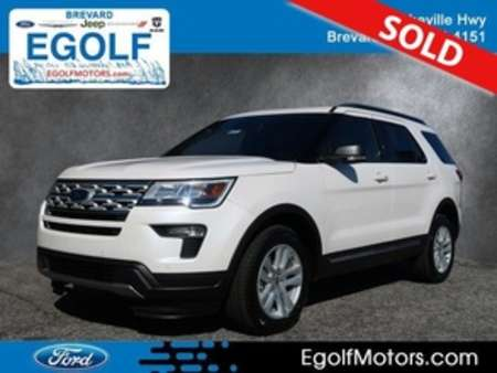 2019 Ford Explorer XLT 4WD for Sale  - 5077  - Egolf Motors