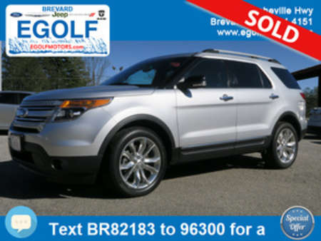 2015 Ford Explorer XLT for Sale  - 82183  - Egolf Motors
