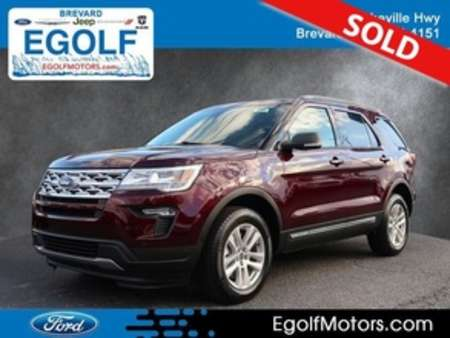 2019 Ford Explorer XLT 4WD for Sale  - 5069  - Egolf Motors