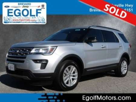 2018 Ford Explorer XLT 4WD for Sale  - 10757  - Egolf Motors