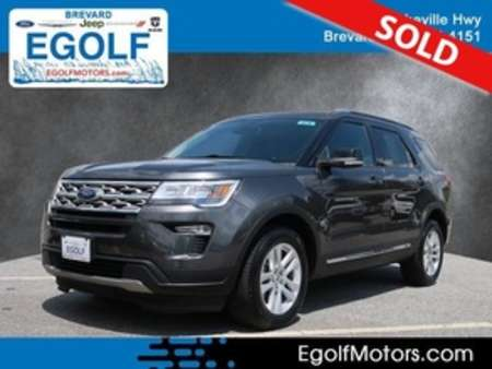2018 Ford Explorer XLT 4WD for Sale  - 10796  - Egolf Motors