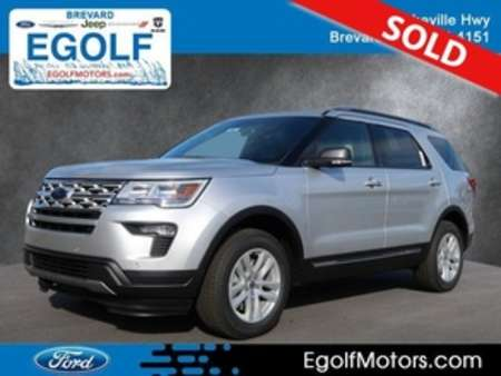 2019 Ford Explorer XLT 4WD for Sale  - 5062  - Egolf Motors