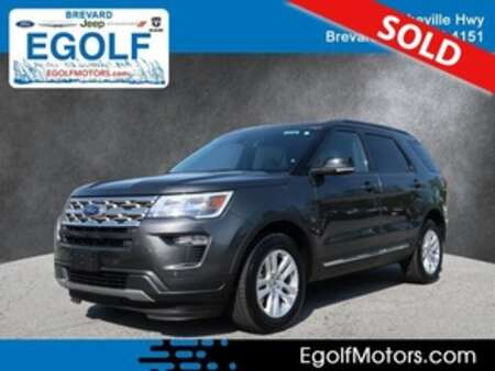 2018 Ford Explorer XLT 4WD for Sale  - 10788  - Egolf Motors
