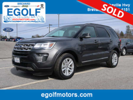 2018 Ford Explorer XLT 4WD for Sale  - 10766  - Egolf Motors