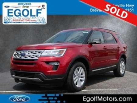 2019 Ford Explorer XLT 4WD for Sale  - 5094  - Egolf Motors