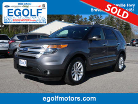 2013 Ford Explorer XLT 4WD for Sale  - 4987A  - Egolf Motors