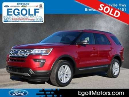 2019 Ford Explorer XLT 4WD for Sale  - 5046  - Egolf Motors