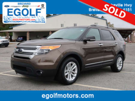 2015 Ford Explorer XLT 4WD for Sale  - 5026A  - Egolf Motors