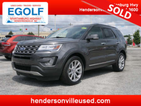 2017 Ford Explorer Limited 4WD for Sale  - 7554  - Egolf Motors
