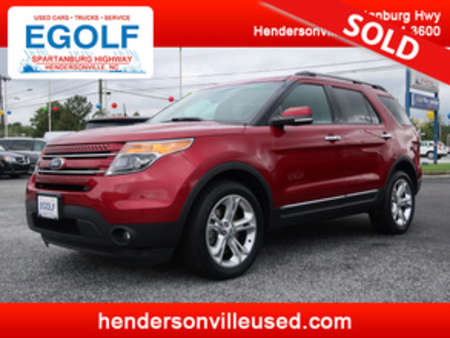 2015 Ford Explorer Limited 4WD for Sale  - 7508A  - Egolf Motors