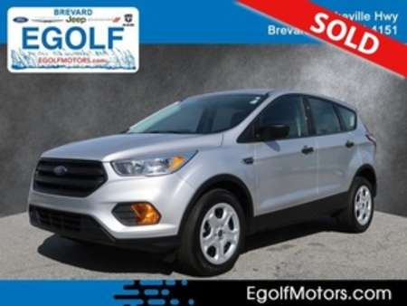 2017 Ford Escape S for Sale  - 5010A  - Egolf Motors