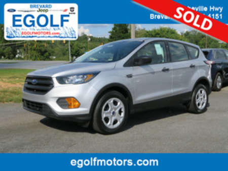 2018 Ford Escape S for Sale  - 5018  - Egolf Motors