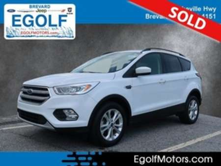 2017 Ford Escape SE for Sale  - 10814  - Egolf Motors