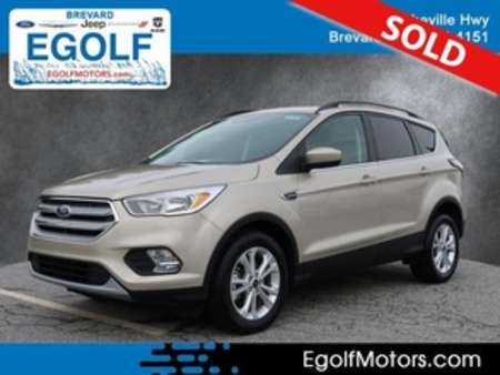 2018 Ford Escape SE for Sale  - 10707  - Egolf Motors