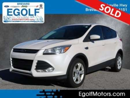 2013 Ford Escape SE for Sale  - 21696A  - Egolf Motors