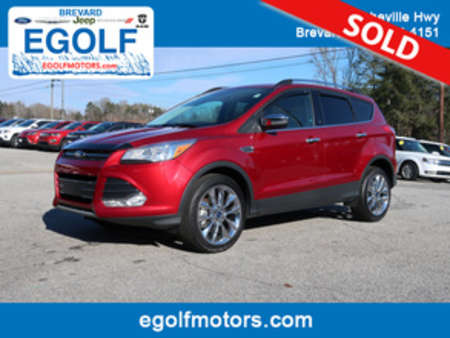 2016 Ford Escape SE 4WD for Sale  - 10674A  - Egolf Motors