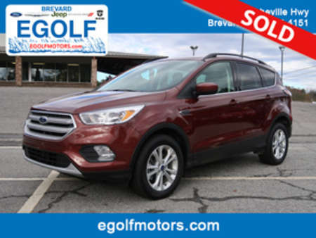 2018 Ford Escape SE 4WD for Sale  - 10654  - Egolf Motors
