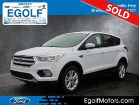2019 Ford Escape SE 4WD for Sale  - 5082  - Egolf Motors