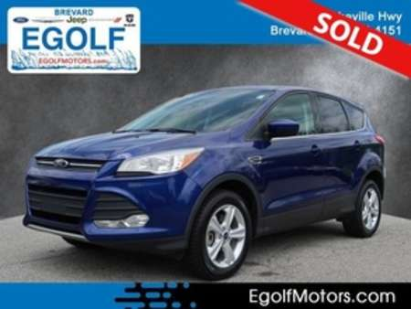 2014 Ford Escape SE 4WD for Sale  - 82307B  - Egolf Motors