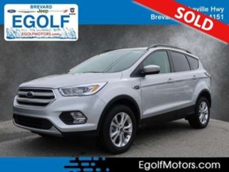 2018 Ford Escape SEL 4WD for Sale  - 10731  - Egolf Motors