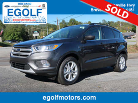 2018 Ford Escape SEL 4WD for Sale  - 5030  - Egolf Motors